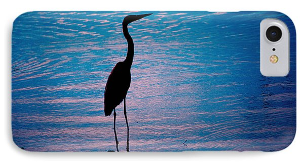 Herons Moment IPhone Case