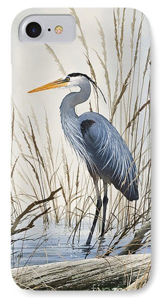 Herons Natural World IPhone 7 Case