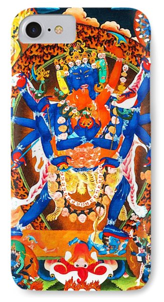 Heruka IPhone Case