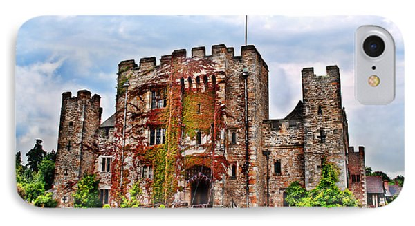 Hever Castle Phone Case by Chris Thaxter