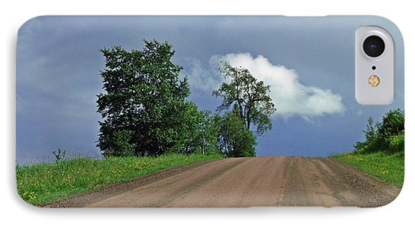 Hezelton Gulley Rd IPhone Case