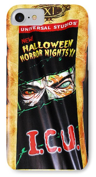 Hhn 11 Banner IPhone Case by David Lee Thompson