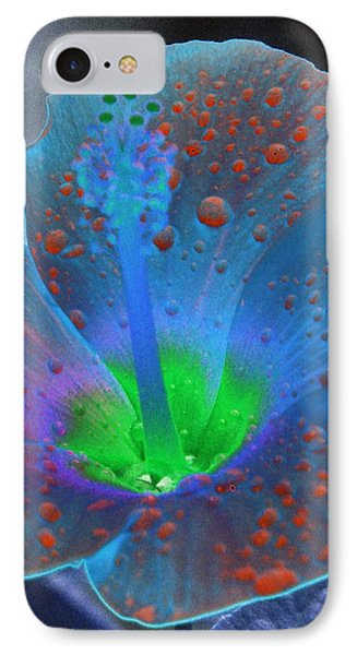 Hibiscus - After The Rain - Photopower 775 IPhone Case by Pamela Critchlow