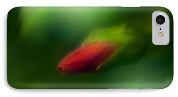 Hibiscus Softly 1 IPhone Case by Travis Burgess
