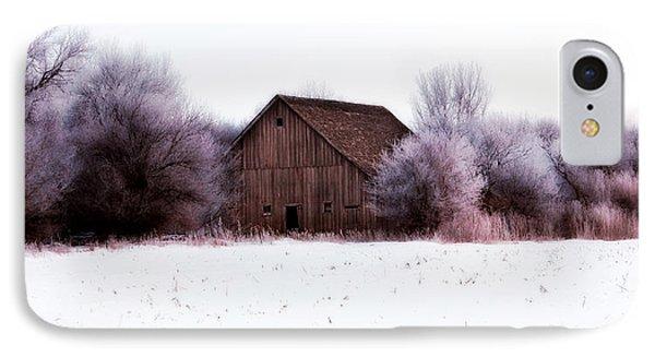 Hidden Barn Phone Case by Julie Hamilton