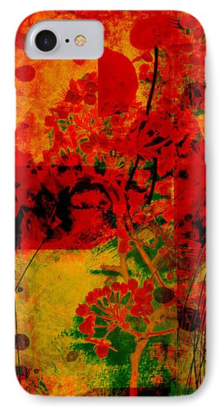 Hidden Garden Phone Case by Ann Powell