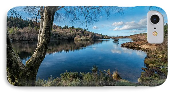 Hidden Lake Phone Case by Adrian Evans