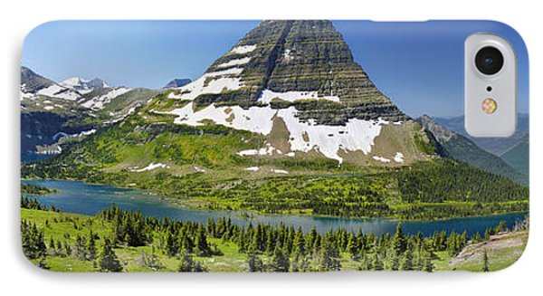 IPhone Case featuring the photograph Hidden Lake In Glacier National Park by Sebastien Coursol