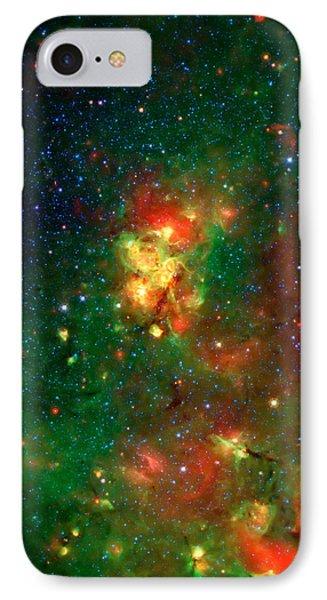 Hidden Nebula 2 Phone Case by Jennifer Rondinelli Reilly - Fine Art Photography