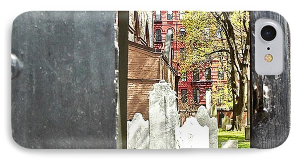 IPhone Case featuring the photograph Hidden New York by Joan Reese