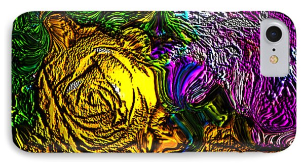 Hidden Rose IPhone Case by Gayle Price Thomas