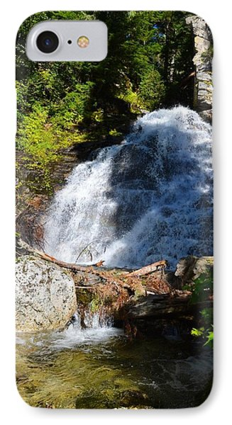 Hidden Waterfall 4 IPhone Case by Randy Giesbrecht