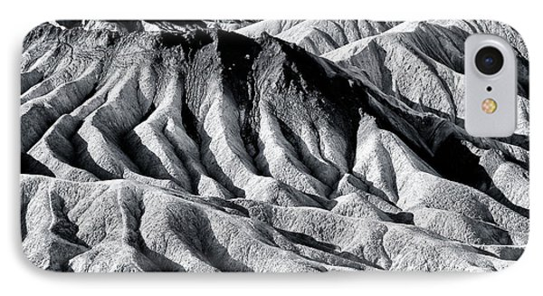 Hiding Places At Death Valley Phone Case by John Rizzuto