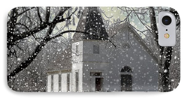 Higgensville Church IPhone Case