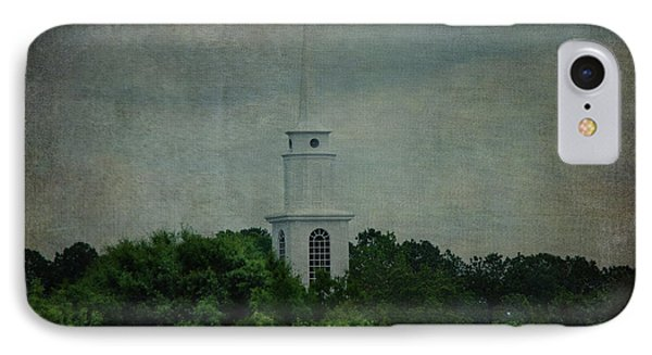 IPhone Case featuring the photograph High Above by Linda Segerson