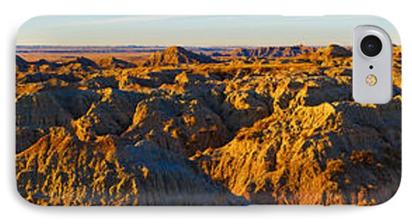 High Angle View Of White River Overlook IPhone Case by Panoramic Images