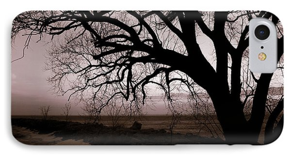 IPhone Case featuring the photograph High Cliff Beauty by Lauren Radke