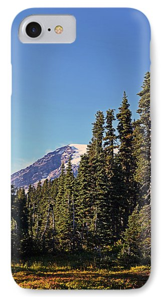 IPhone Case featuring the photograph High Country by Anthony Baatz