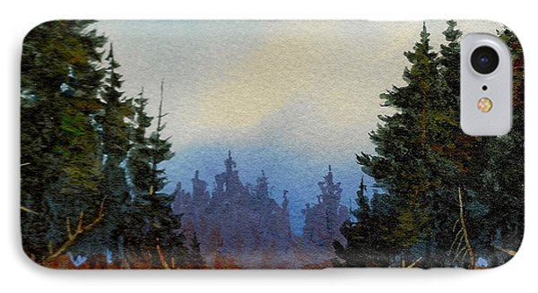 High Country IPhone Case by Richard Hinger