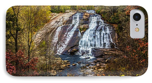 High Falls Phone Case by John Haldane