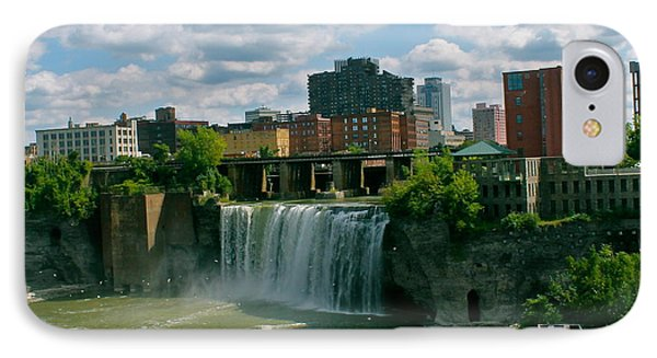 High Falls Rochester  Phone Case by Justin Connor