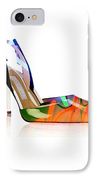 High Heel Shoes IPhone Case by Marvin Blaine