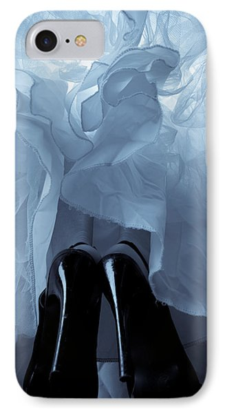 High Heels And Petticoats Phone Case by Scott Sawyer
