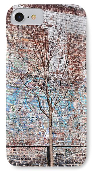 High Line Palimpsest Phone Case by Rona Black