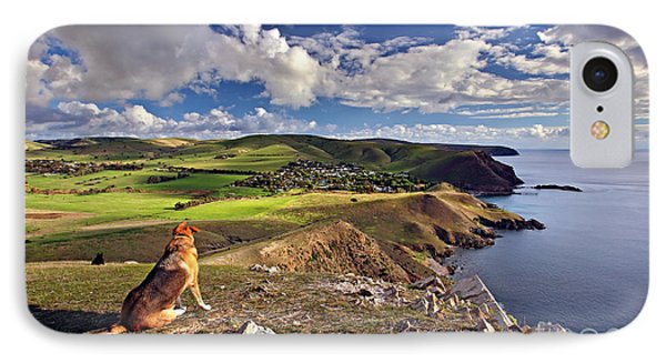 High On A Hill Top IPhone Case by Bill  Robinson
