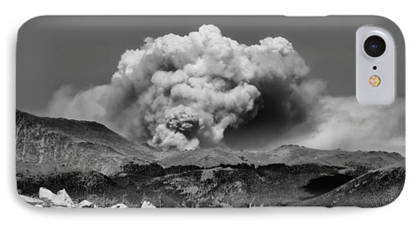 High Park Fire IPhone Case by Ellen Heaverlo
