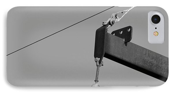 IPhone Case featuring the photograph High Power Line - 7 by Kenny Glotfelty