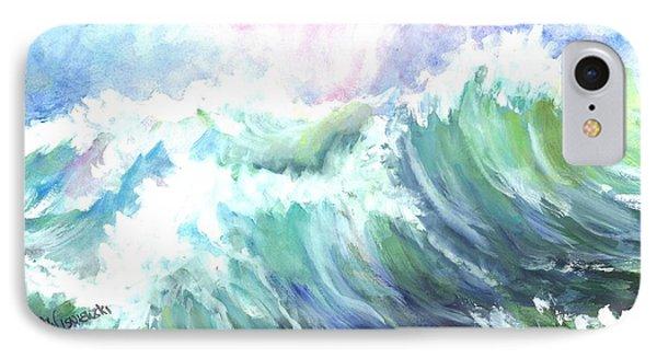 High Seas Phone Case by Carol Wisniewski