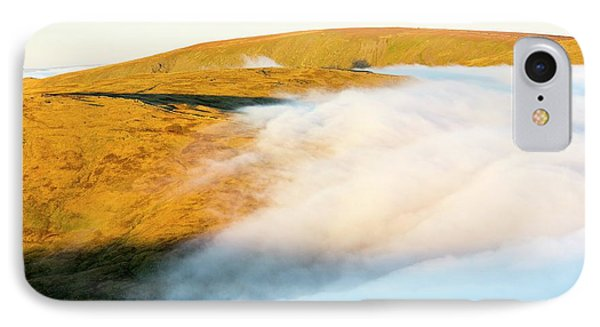 High Street From Red Screes IPhone Case