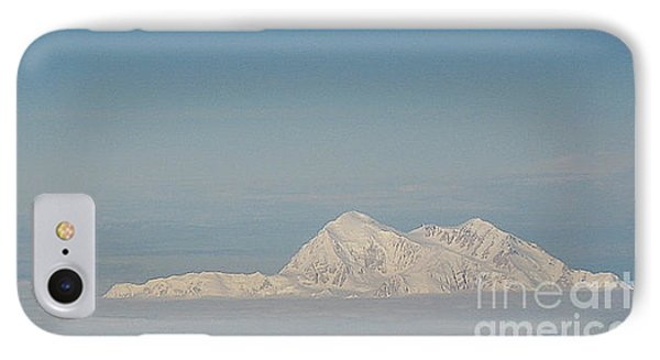 Blanket Of Denali IPhone Case by Heather  Hiland