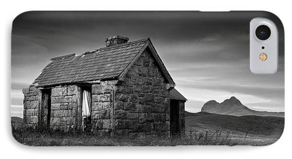 Highland Cottage 1 IPhone Case