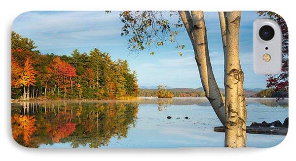 Highland Lake IPhone Case