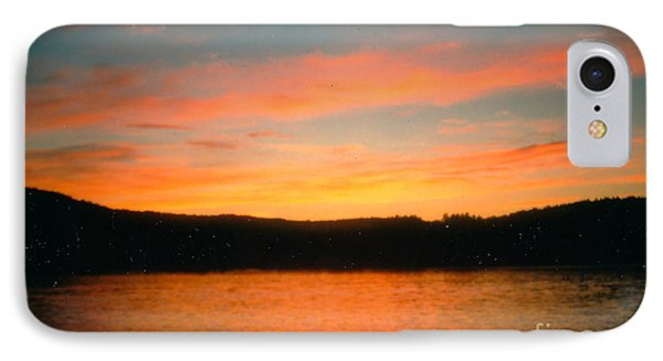 IPhone Case featuring the photograph Highland Lake by Jesse Ciazza