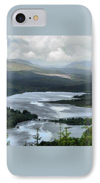 Highland Loch At Lochaber IPhone Case