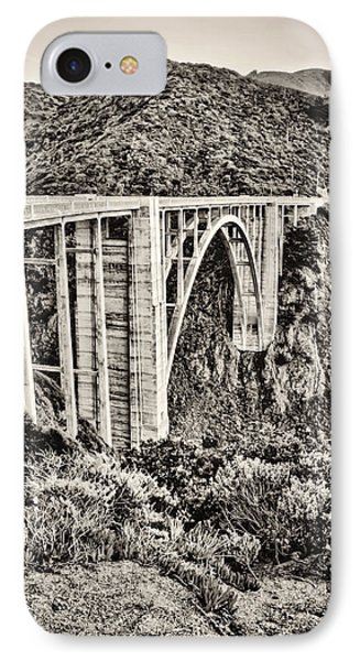 Highway 1 Phone Case by Heather Applegate