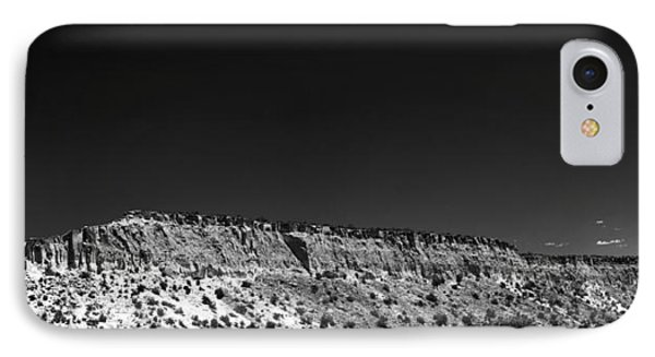 Highway 502 To Los Alamos Nm IPhone Case