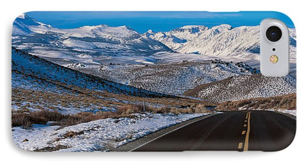 Highway Ca Usa IPhone Case by Panoramic Images