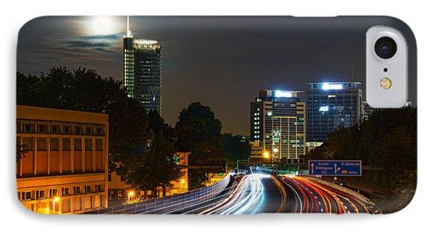 Highway To Essen IPhone Case