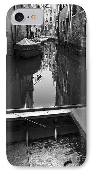 Hidden Corners Of Venice IPhone Case by Yuri Santin