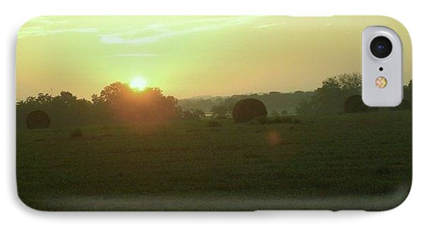 IPhone Case featuring the photograph Hill Country Sunrise by John Glass