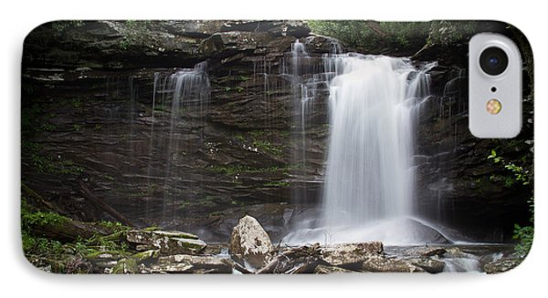 Second Fall Of Hills Creek IPhone Case
