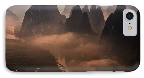Hills Of The Gods IPhone Case
