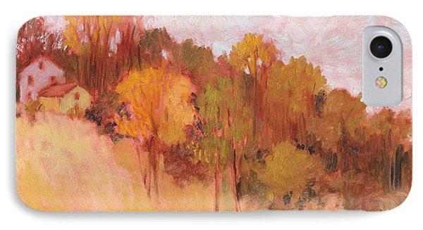 Hillside Trees IPhone Case by J Reifsnyder