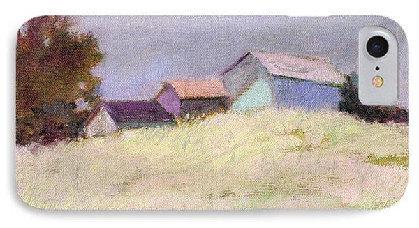 Hilltop Barns IPhone Case by J Reifsnyder