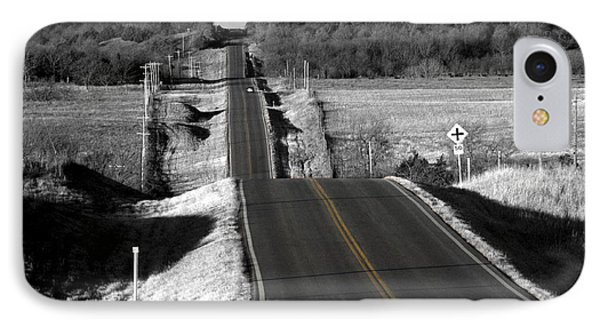 IPhone Case featuring the photograph Hilly Ride by Brian Duram
