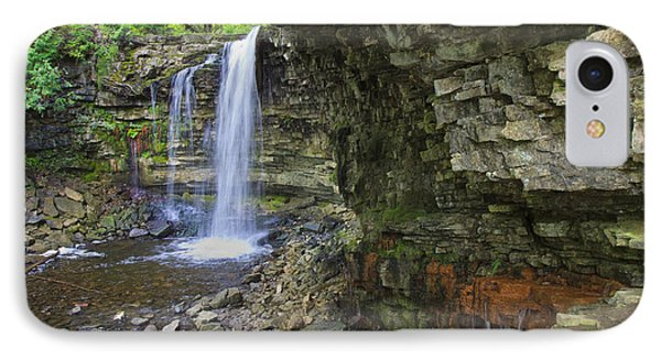 IPhone Case featuring the photograph Hilton Falls In Summer by Gary Hall